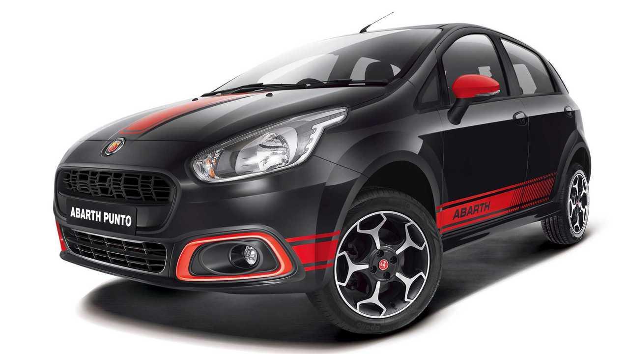 Fiat Punto Abarth 2020 de India