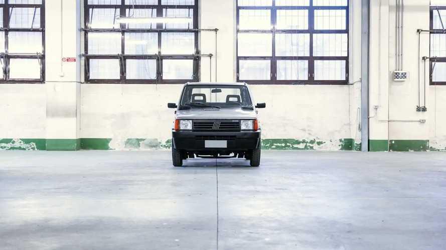 La Fiat Panda 4x4 di Gianni Agnelli