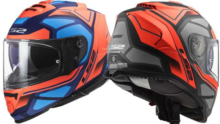 LS2 FF800 Storm, il nuovo casco integrale sport-touring