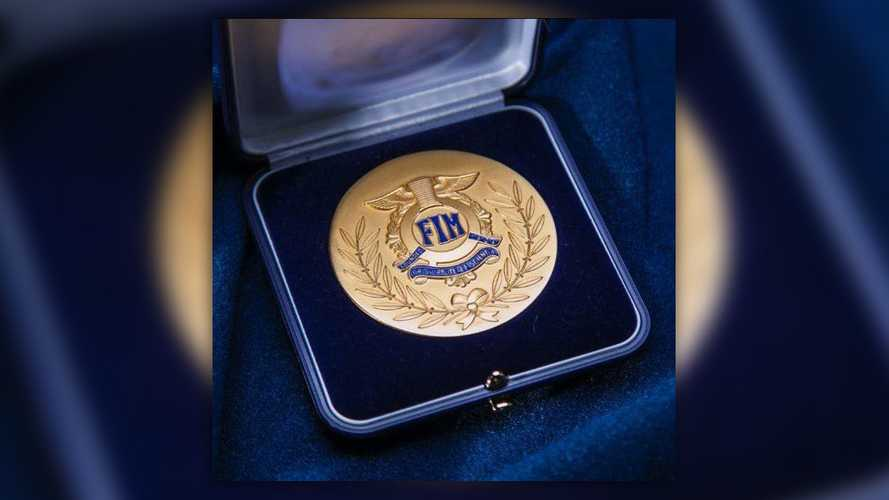 Arai Helmets Awarded First-Ever FIM Gold Medal For Safety