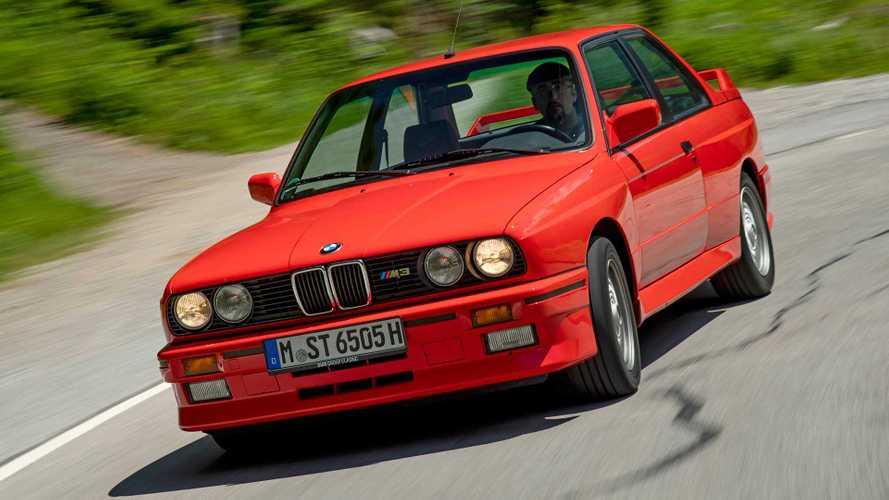 Zeitreise: Unterwegs im BMW M3 (E30)