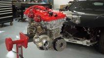 1,000-Horsepower Supra Engine Build