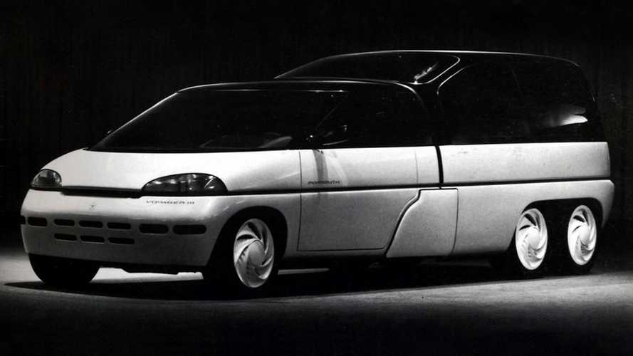 Plymouth Voyager III