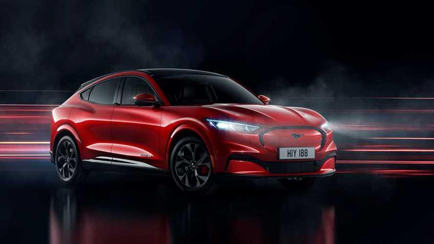 Ford songerait à développer une Mustang Mach-E Shelby !