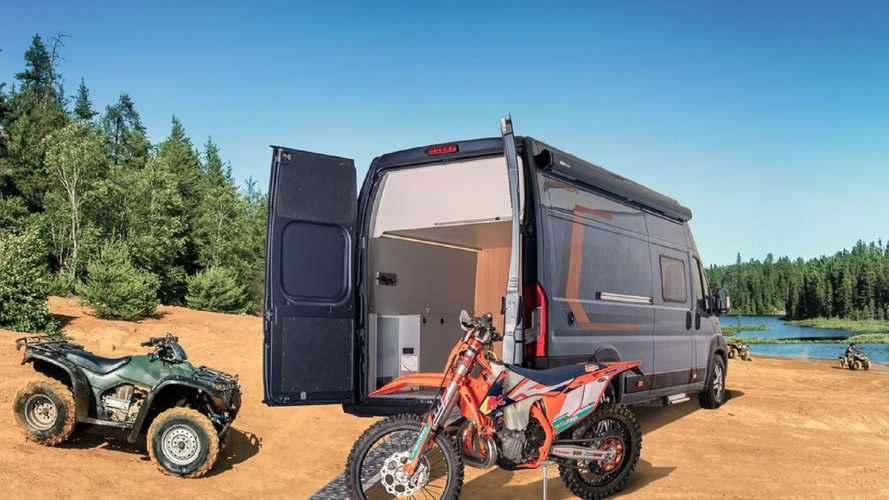 Is this the perfect motorsports motorhome?