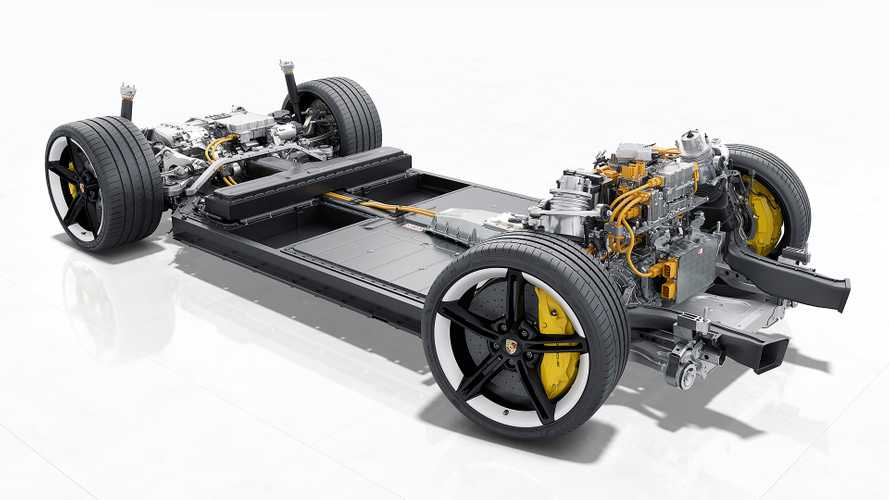 Porsche faz parceria com a BASF para baterias de alto desempenho