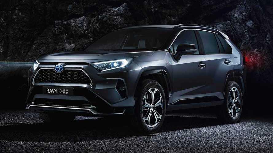 Toyota dévoile les tarifs du RAV4 hybride rechargeable