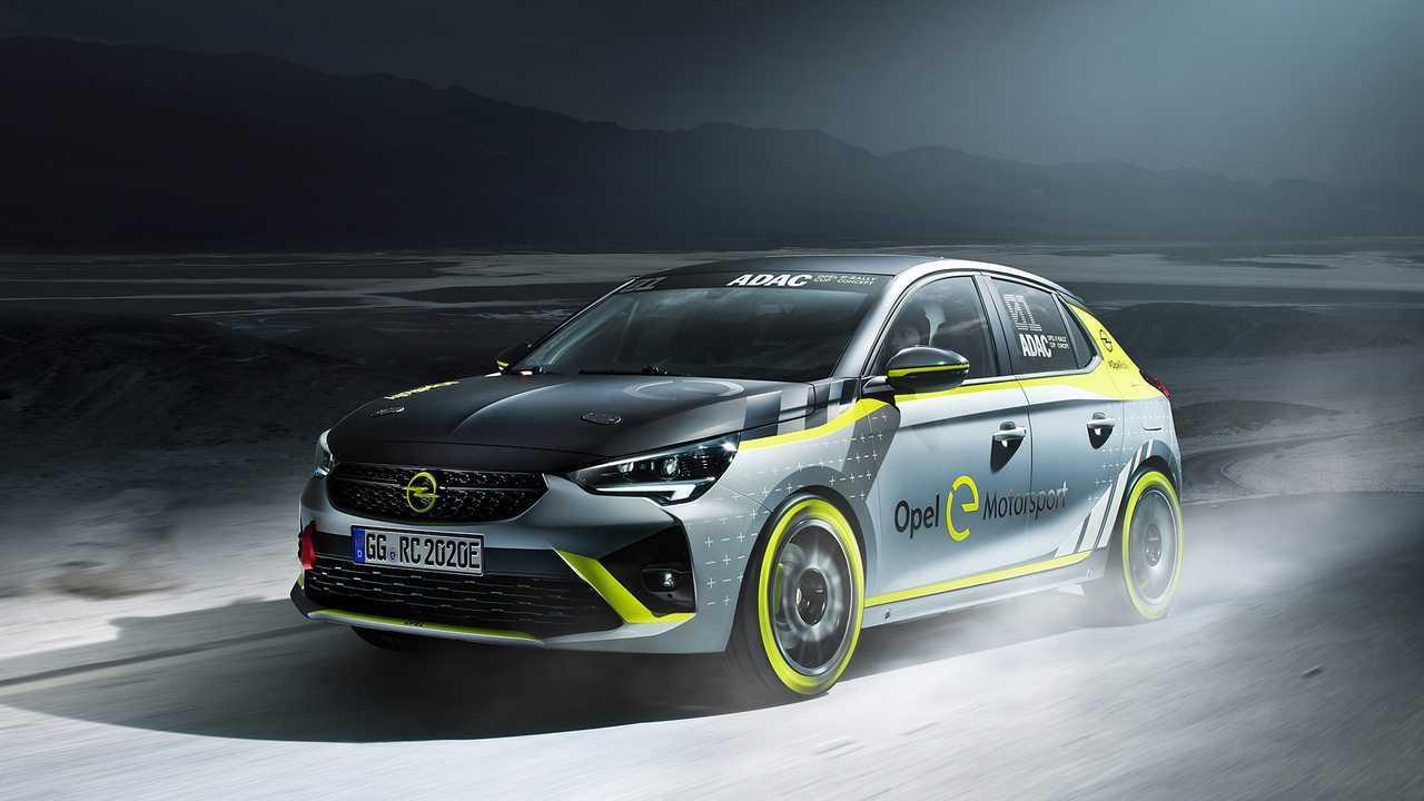 Opel Corsa e-Rally Kupa (2019)