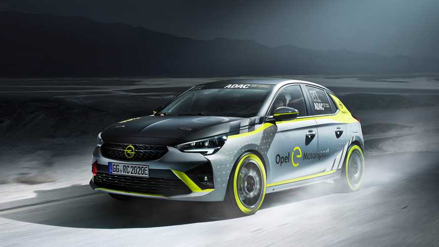 Opel Announces ADAC Opel e-Rally Cup With Electric Corsa-e
