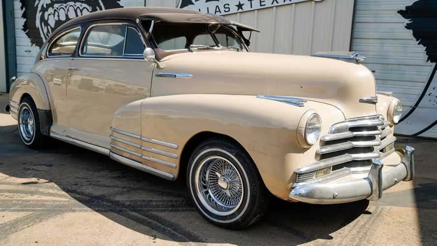 At Under $13K, Is This 1947 Chevy Fleetline Fastback Aerosedan Coupe A Steal?