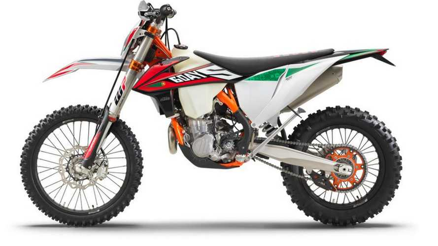 Is This Special Edition KTM The Ultimate Enduro Bike?