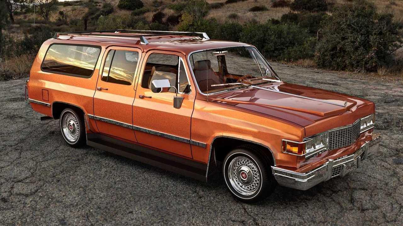 1977 Cadillac Escalade
