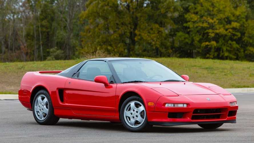 Domingo de supercarros: Acura NSX 1990-2005
