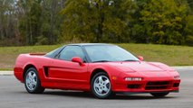 First generation Honda NSX
