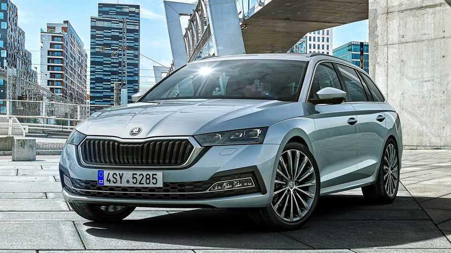 La nouvelle Škoda Octavia débute à partir de 26'430 euros