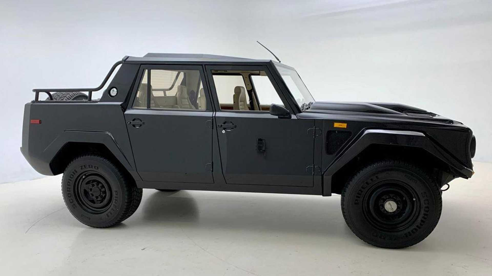 "[""Buy This 1989 Lamborghini LM002 For $369K""]"