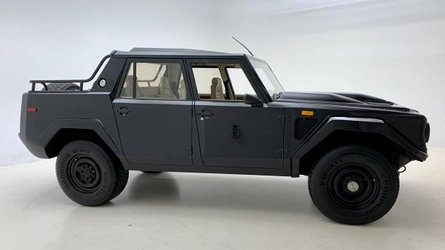 Buy this 1989 lamborghini lm002 for 369k