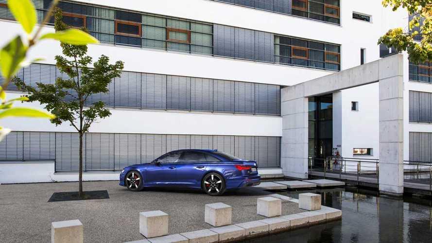 Yeni Audi A6 55 TFSI e quattro