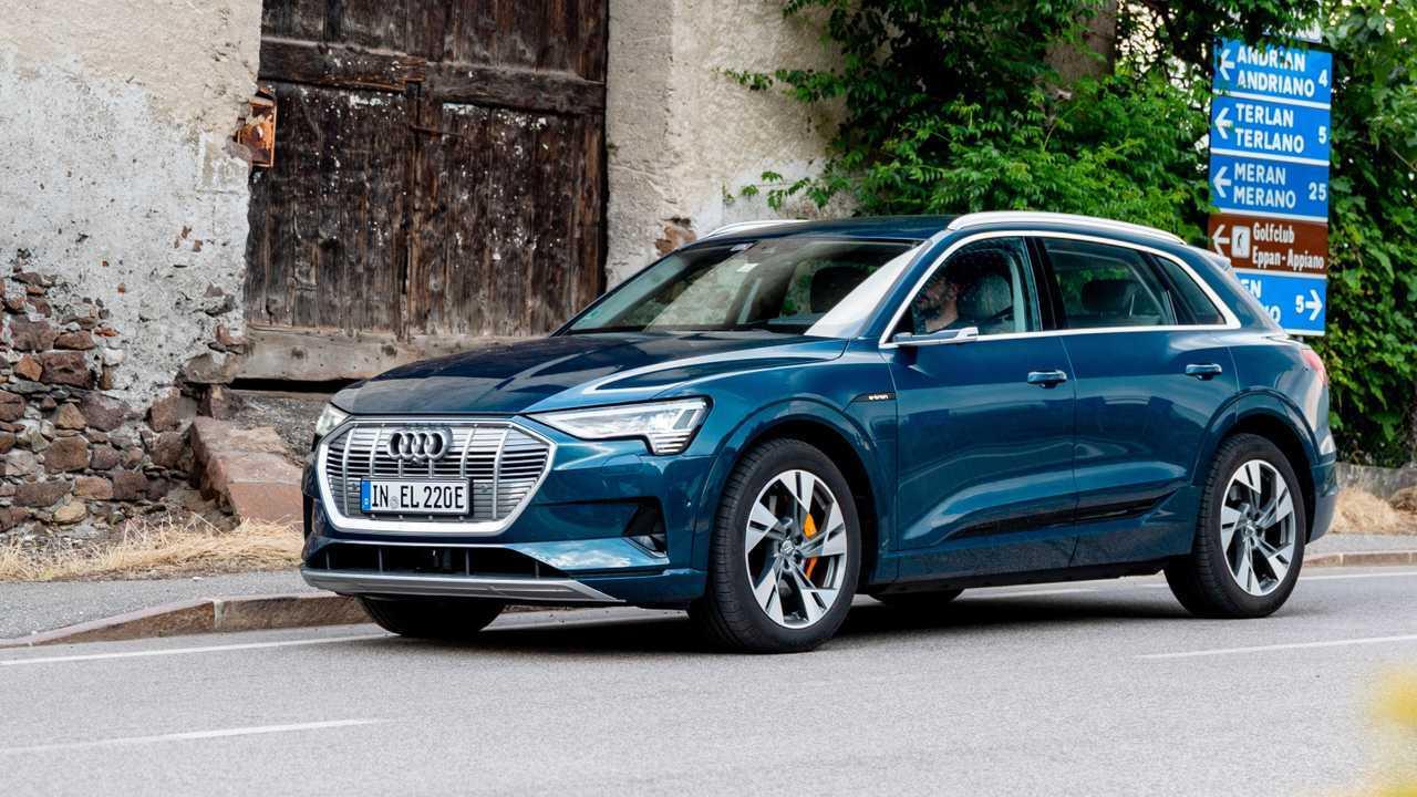 Audi e-tron (411 km)