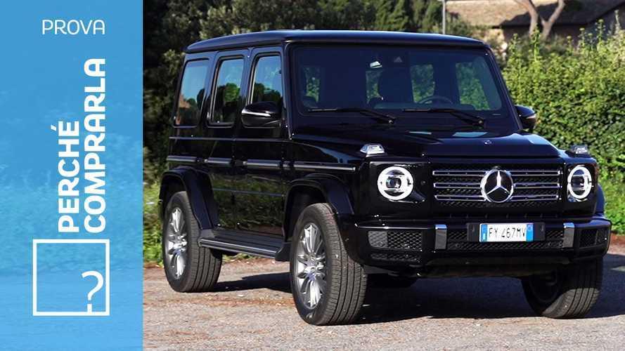 Mercedes Classe G, perché comprarla e perché no