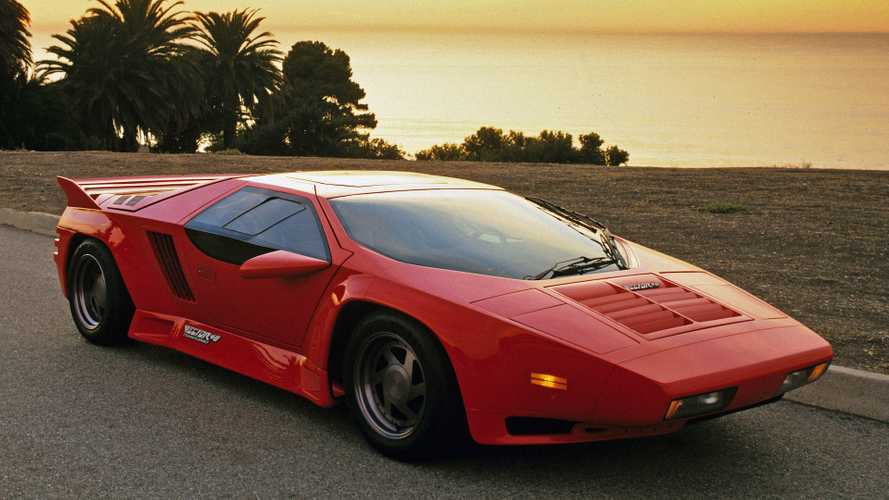 Domingo de supercarros: Vector W8 1989