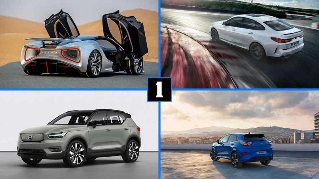 10 yeni otomobil slideshow kapak