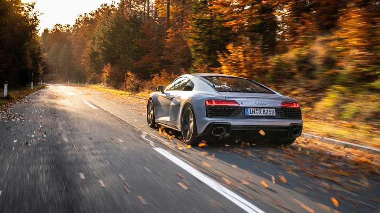 Audi R8 RWD (2020)