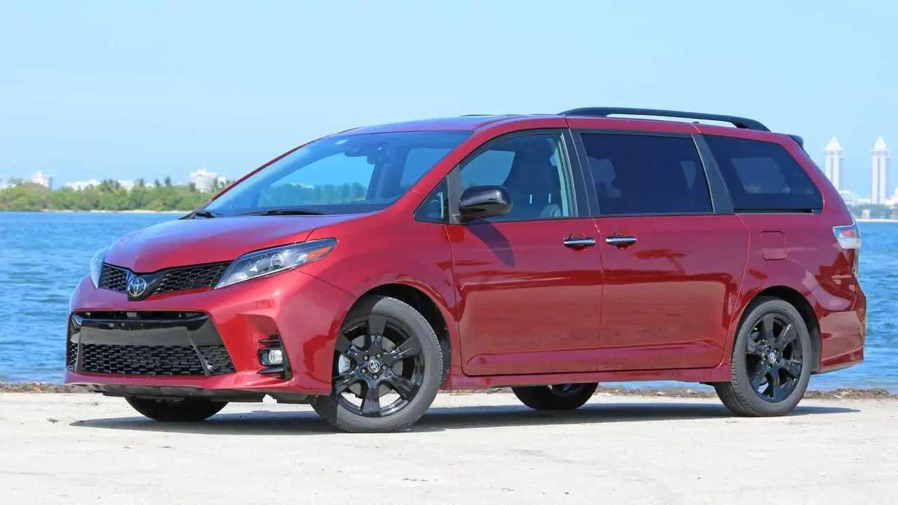 Minivan: 2020 Toyota Sienna