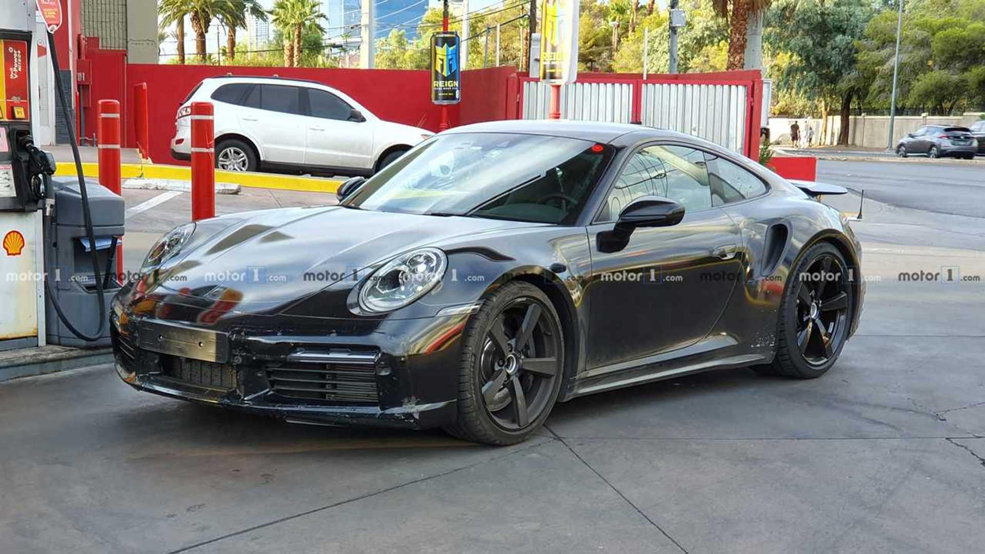 2018 - [Porsche] 911 - Page 16 Porsche-911-turbo-le-foto-spia