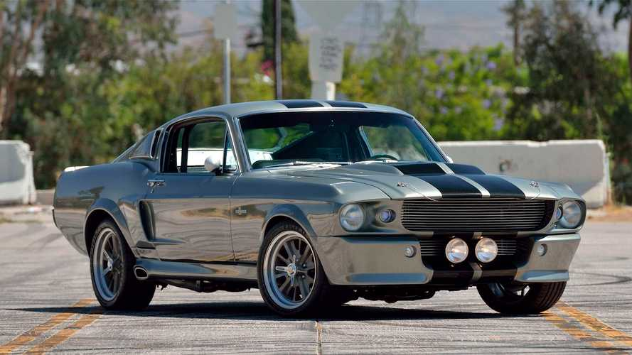 'Gone In 60 Seconds' Eleanor Mustang Sells For $852K