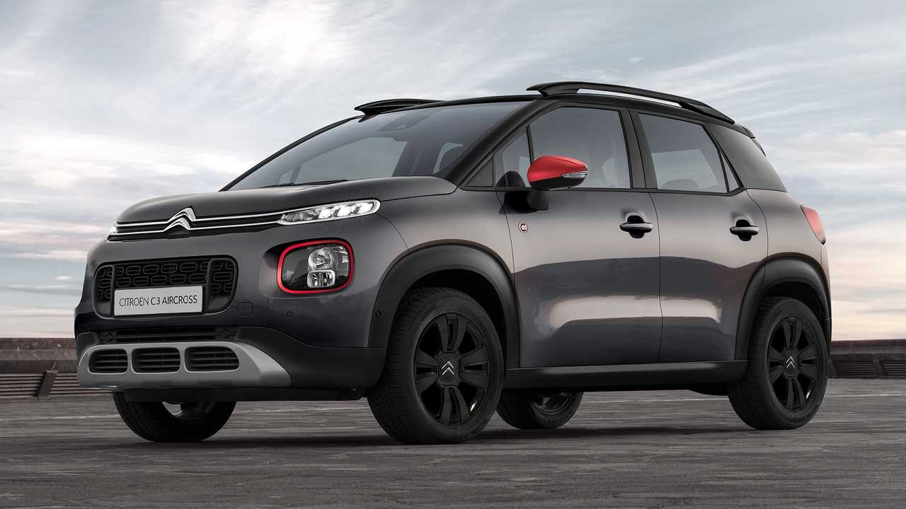 Citroen C3 Aircross C-Series