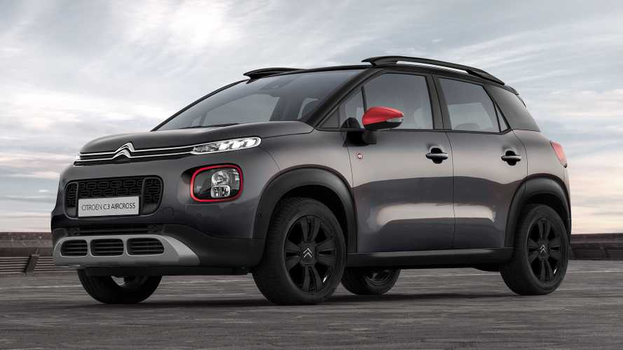 Citroen announces new C3 Aircross C-Series special edition