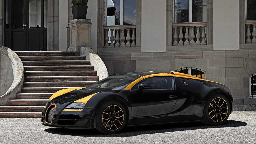 Dueño revela costo demencial de tener y mantener un Bugatti Veyron