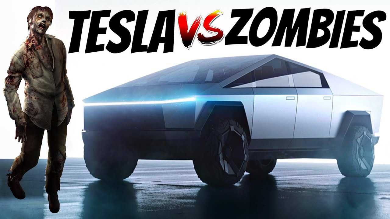 How The Tesla Cybertruck Prevails In A Zombie Apocalypse