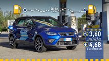 Tatsächlicher Verbrauch: Seat Arona 1.0 TGI im Test