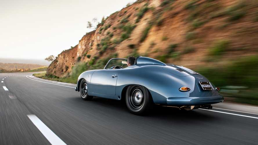 Porsche 356 Speedster 1959 by Emory Motorsport