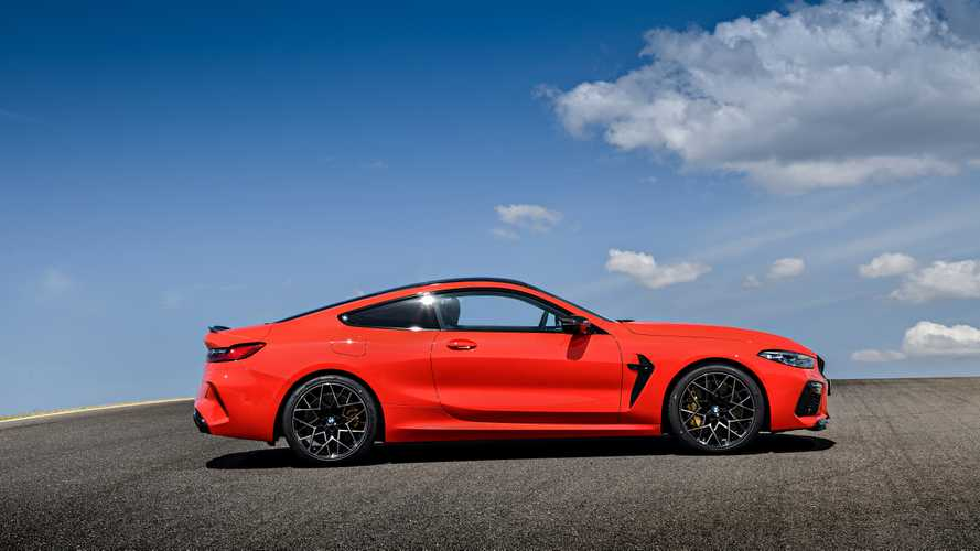 Pirelli and the BMW M8