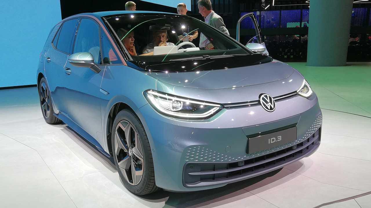 IAA 2019 - Elektroautos: VW ID.3