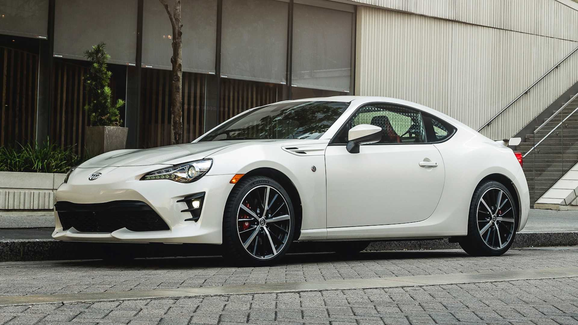 2020 Toyota 86 Gets Grippier With Trd Handling Package