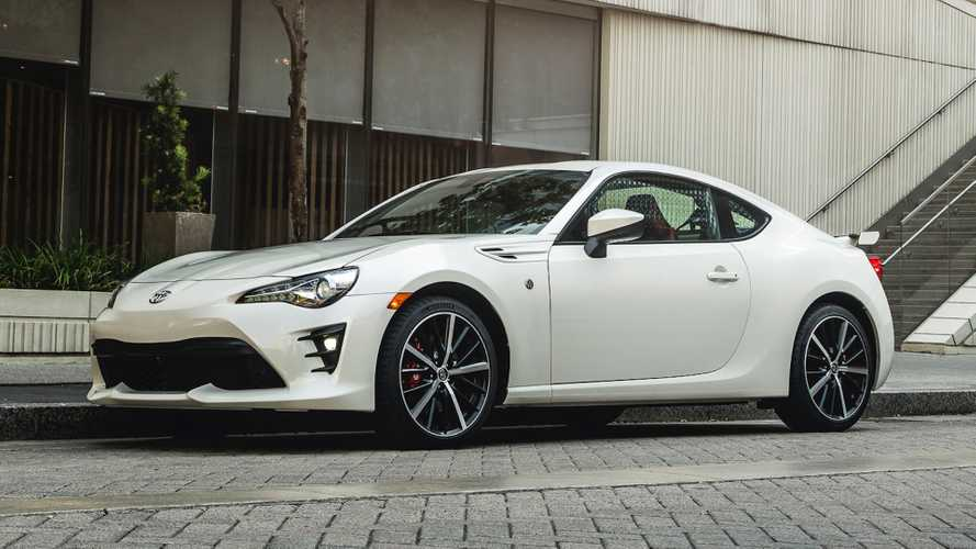 2020 Toyota 86 Gets Grippier With TRD Handling Package, Costs $29,305