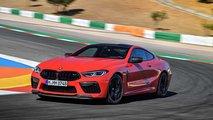 BMW M8 Competition Coupé: Leasing für 1.589 Euro/Monat