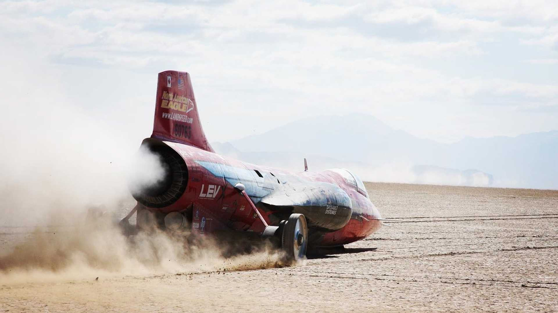 "[""Jessi Combs Killed In Jet-Car Crash During Speed Record Attempt""]"