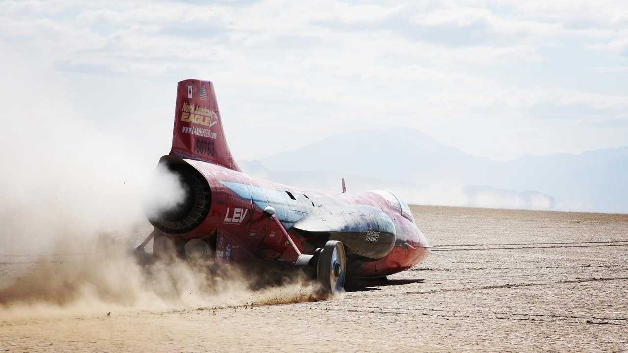 Jessi Combs Killed In Jet-Car Crash During Speed Record Attempt