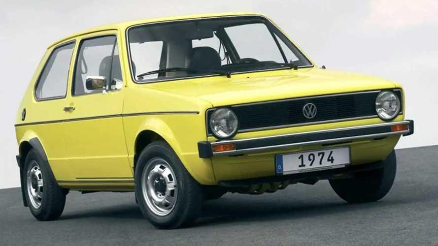 Volkswagen Golf, toutes les générations