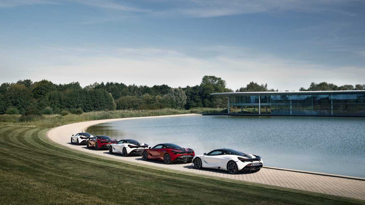 McLaren 720S MSO Apex kollekció