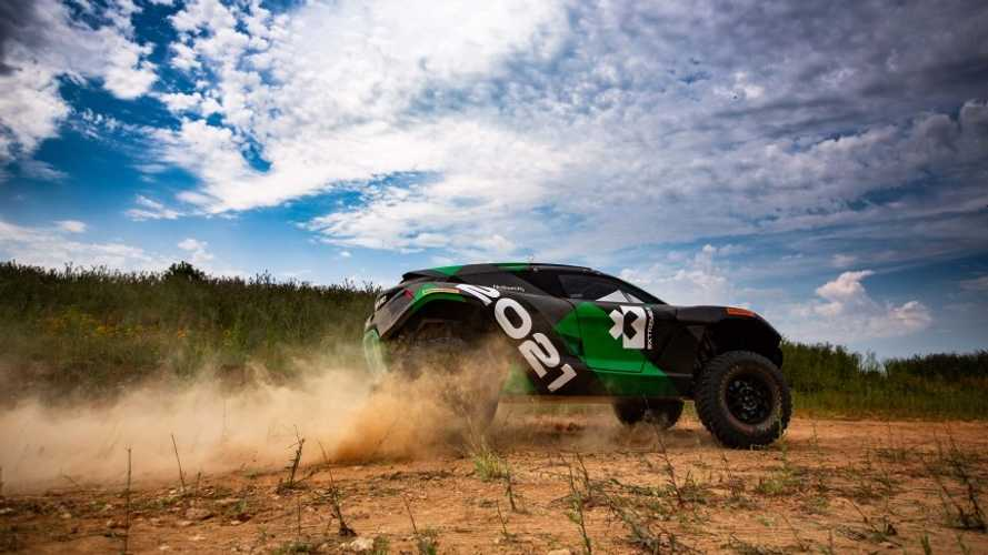 ExtremeE Off-Road Electric Vehicle Racing Is Fascinating And Intense