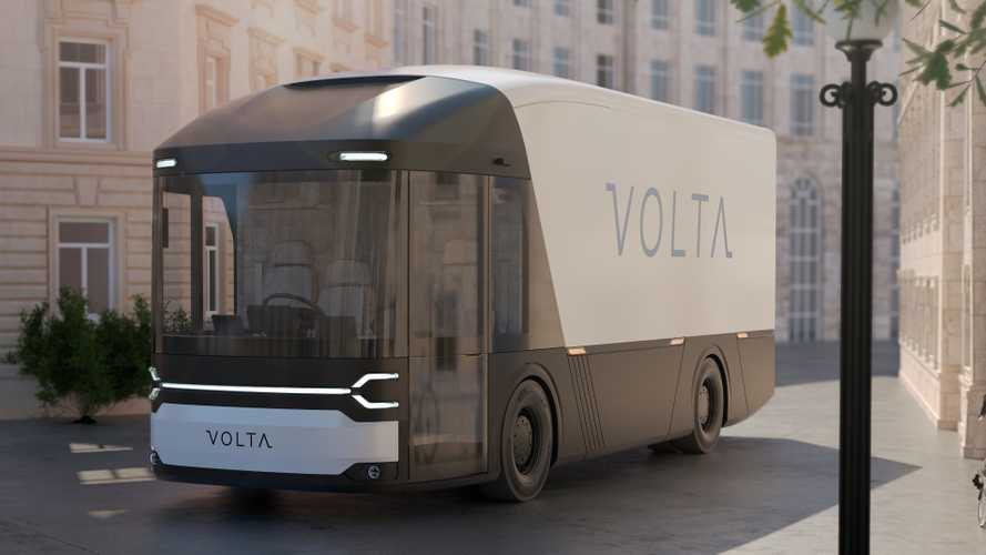 UK's Prodrive to assist Volta's electric truck in development