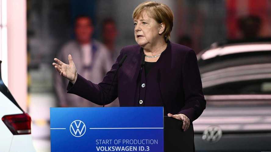 Autogipfel im Kanzleramt: Elektro-Prämie steigt um 50 Prozent