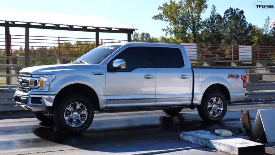 Ford F-150 Sleeper Packs 700 HP EcoBoost V6, Fears No Muscle Car