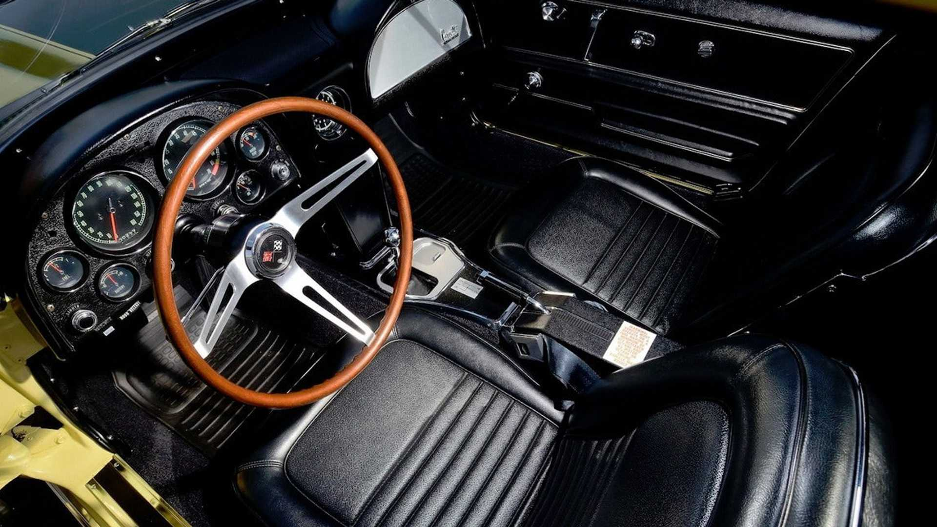"[""Original 1967 Chevrolet Corvette L88""]"